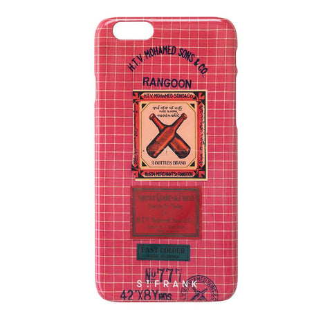Textile Label - iPhone Case 6