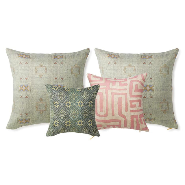 Iris Boho - Pillow Bundle Pillow St. Frank Queen Bundle