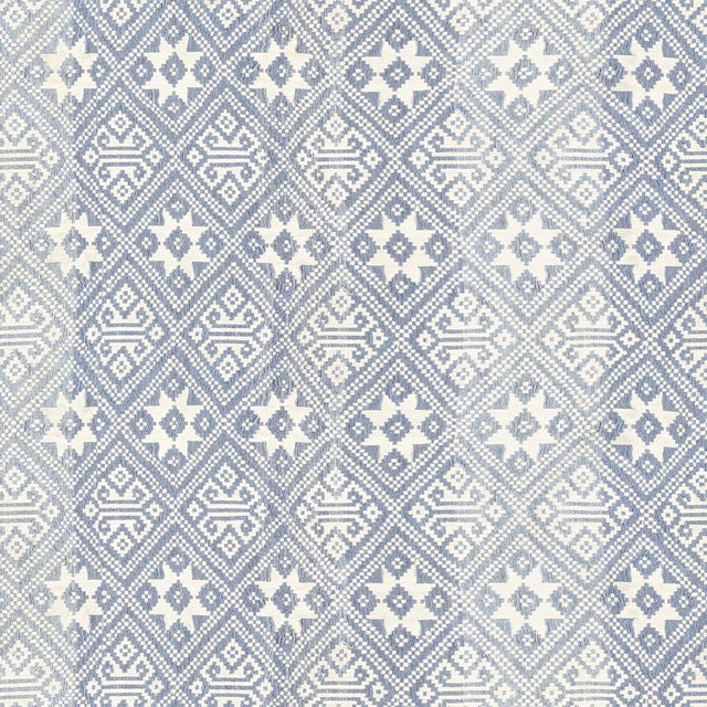 Light Star Muong - Wallpaper Yardage St. Frank