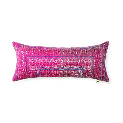 Miao Pillow XVIII - Lumbar Pillow
