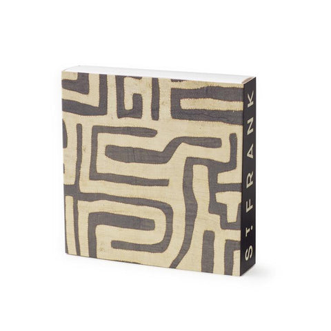 Coffee Classic Kuba Cloth - Matchbox