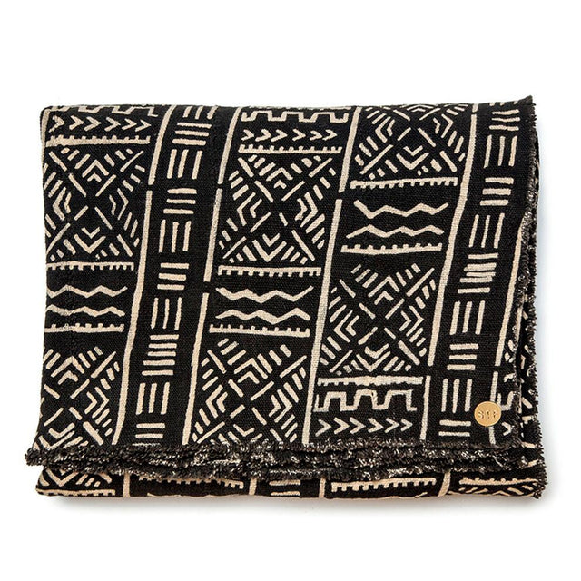 Mud Cloth - Tablecloth Table Linens Burkina Faso