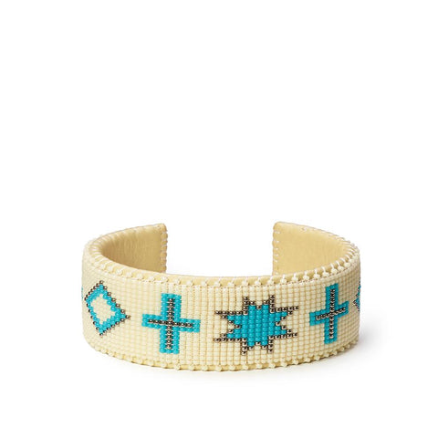 Turquoise Navajo - Large Cuff