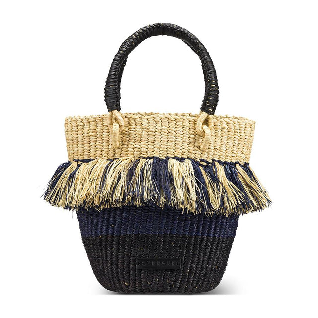Navy Bucket Bag - Accessory