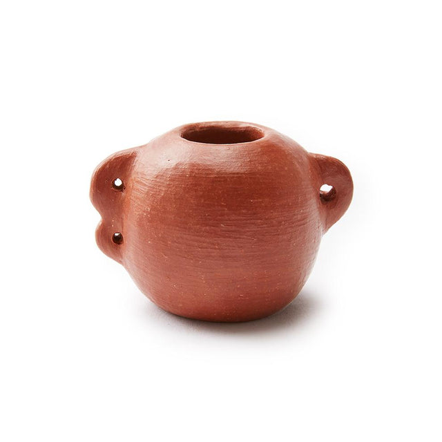 Red Clay Mini XL Vessel - Ornament Holiday Accents Mexico