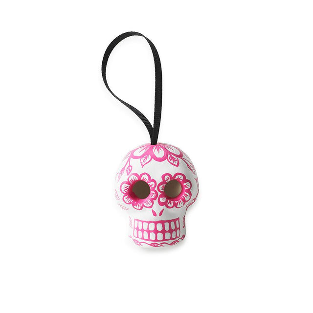 Pink Skull - Ornament Holiday Accent Mexico