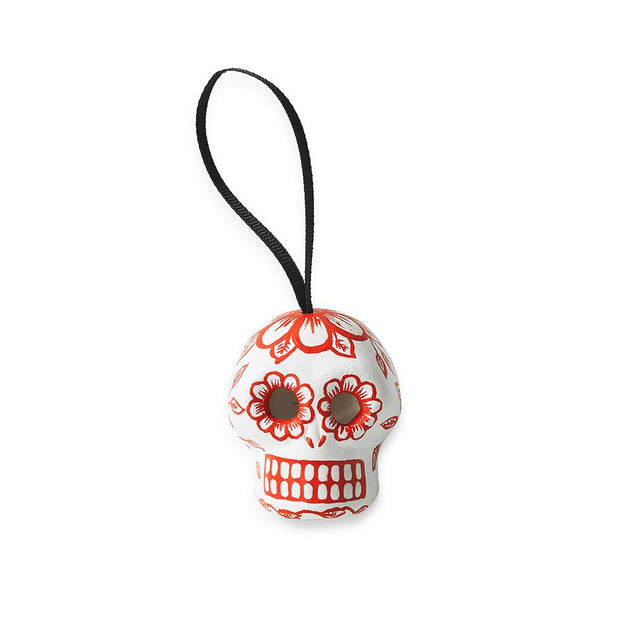 Red Skull - Ornament Holiday Accent Mexico
