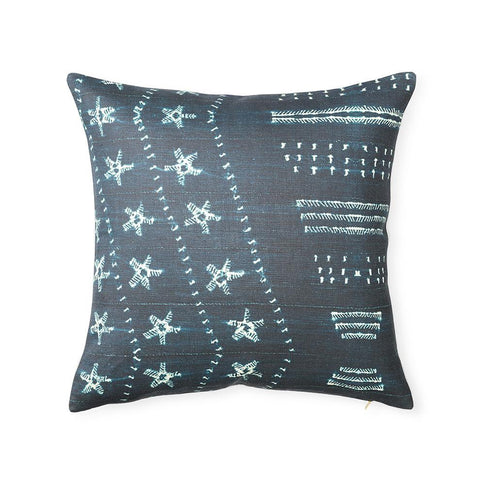 Star Indigo - Floor Pillow