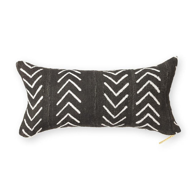 Mud Cloth XXVI - Lumbar Pillow