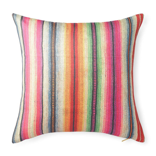 Technicolor Frazada - Floor Pillow