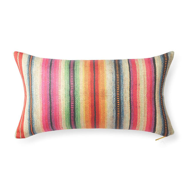 Technicolor Frazada - Lumbar Pillow