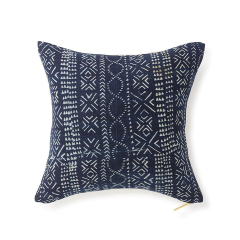 Indigo XCIX - Throw Pillow