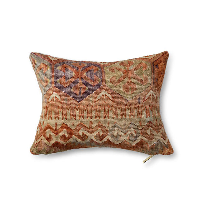 Kilim XLI - Lumbar Pillow Pillow Turkey