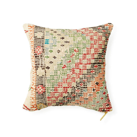 Kilim XXXVIII- Throw Pillow