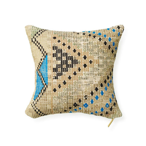 Kilim XXXVII - Throw Pillow