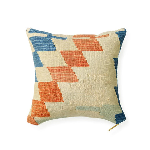 Kilim XXXVI - Throw Pillow