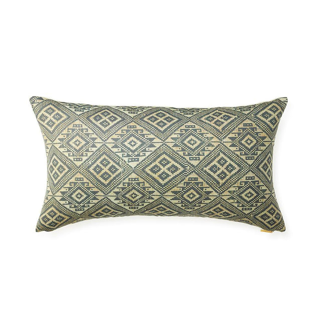 Diamond Muong - Lumbar Pillow Pillow St. Frank