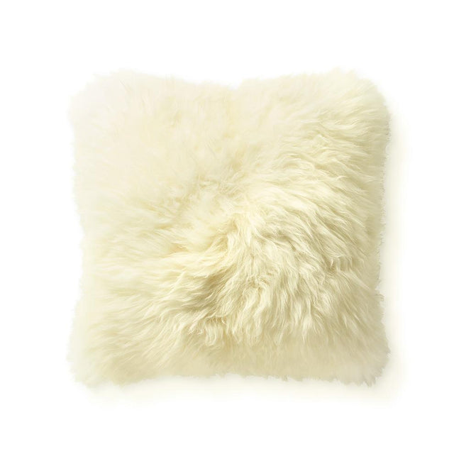 Creme Sheepskin - Small Throw Pillow Pillow Forsyth x St. Frank