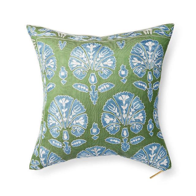 Suzani VIII- Throw Pillow