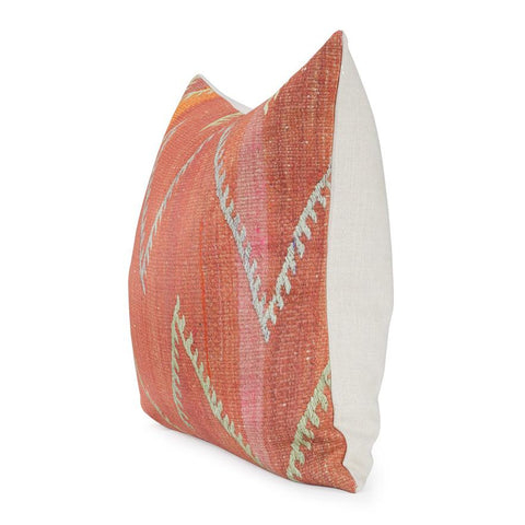 Chevron Kilim - Floor Pillow