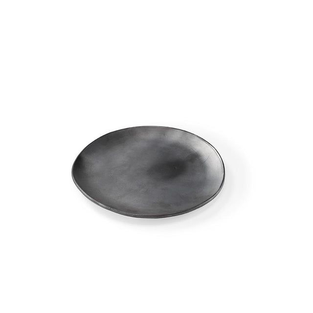 Black Clay - Salad Plate Tabletop Mexico