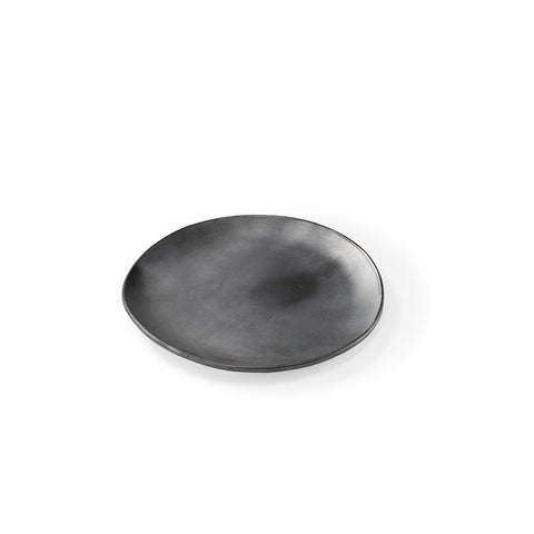 Black Clay - Salad Plate