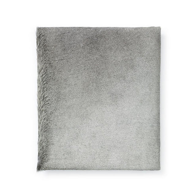 Salt + Pepper Cowhide - Rug