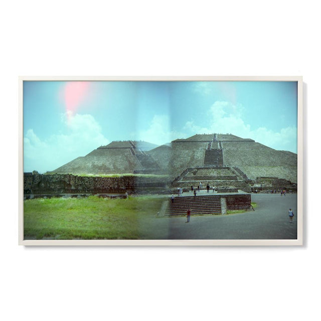 Pyramid of the Moon, Teotihuacan Print Robert Malmberg x St. Frank
