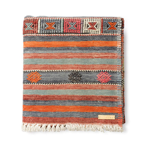 Turkish Kilim Runner LXXXIII