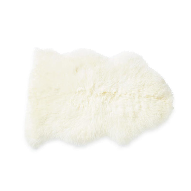 Cream Sheepskin - Single Rug