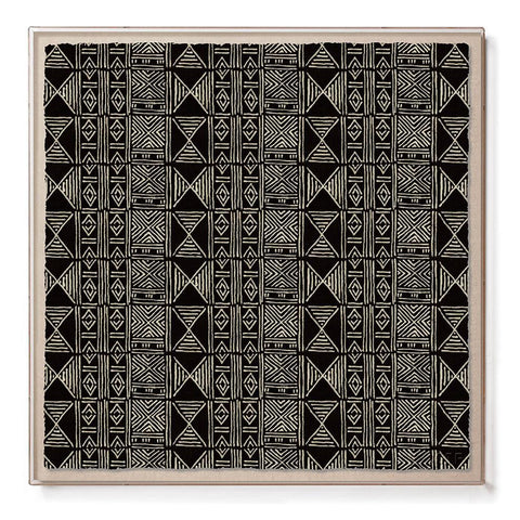 St. Frank Mud Cloth III Print Edition Sublime