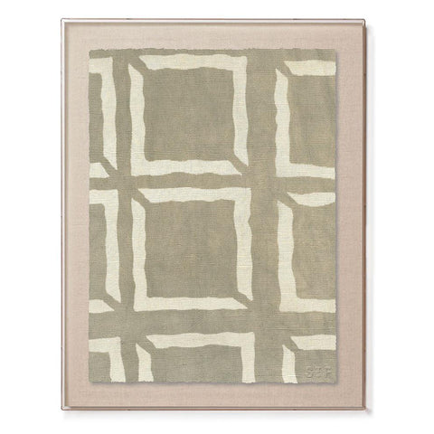 St. Frank Mud Cloth Print Edition I