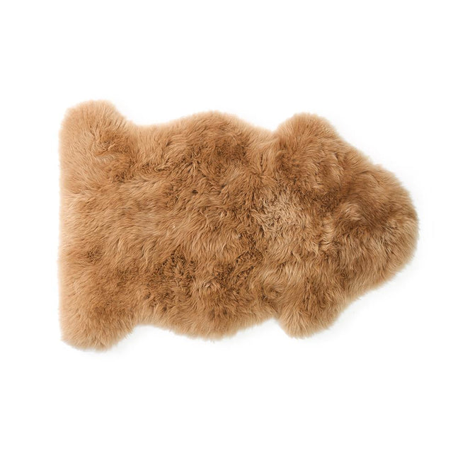 Tan Sheepskin - Single Rug