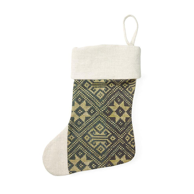Star Muong - Holiday Stocking Holiday Accent St. Frank