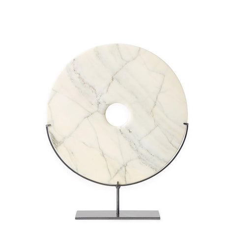 St. Frank Marble Bi Disc from China