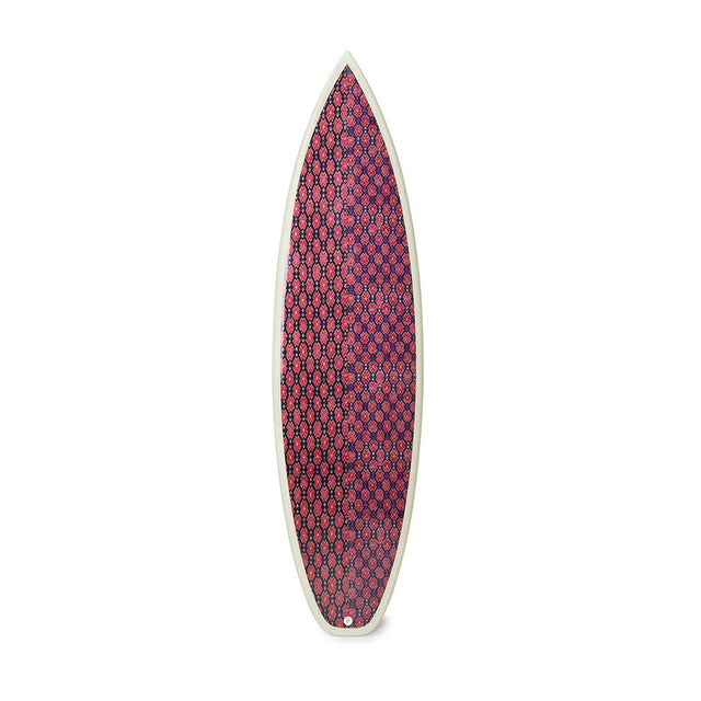 Cross Miao Shortboard - Art Object Surfboard Gary Linden x St. Frank