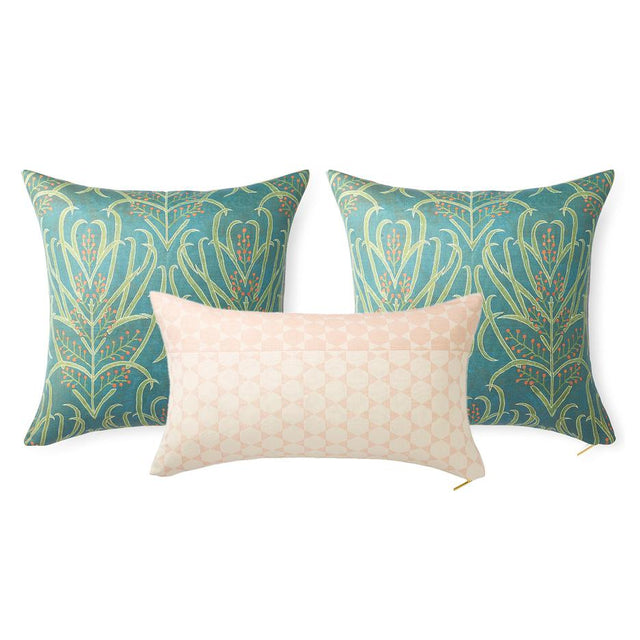 Teal Classic - Pillow Bundle Pillow St. Frank Queen Bundle