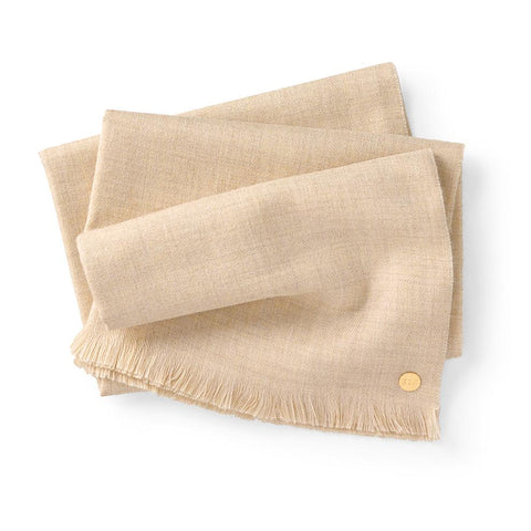 Sand Baby Alpaca Throw - Blanket