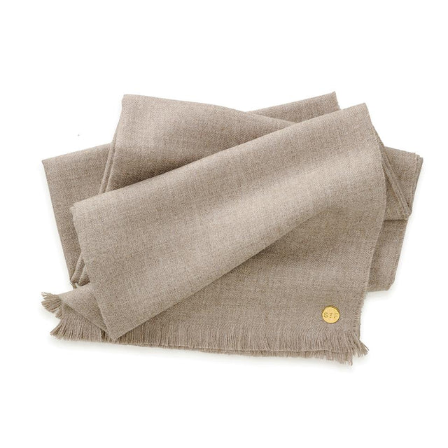 Stone Baby Alpaca Throw - Blanket Blanket Peru