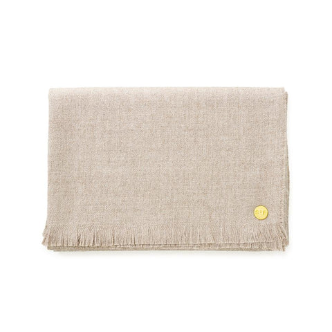 Stone Baby Alpaca Throw - Blanket