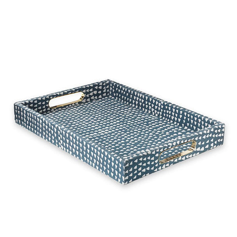 Arrows Indigo - Standard Tray