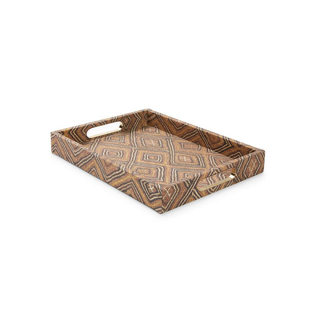 Honey Diamond Kuba Cloth - Standard Tray Default Philippines