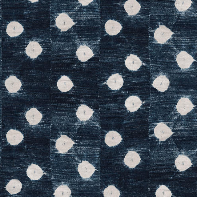 Dots Indigo - Wallpaper