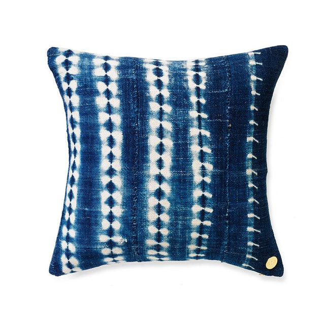 Indigo Pillow XXXV