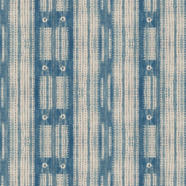 Washed Indigo - Wallpaper