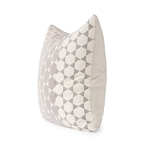 Biddew Noir I - Throw Pillow
