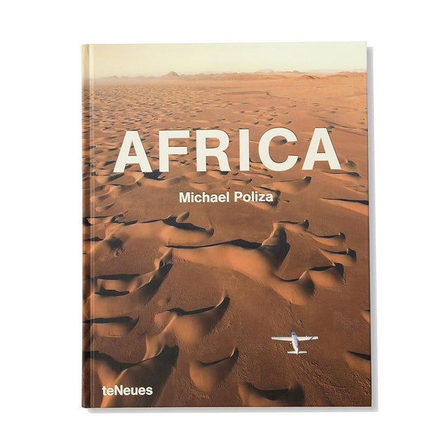 Africa Coffee Table Book by Michael Poliza