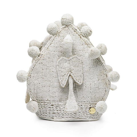 Yoruba Crown III - Art Object