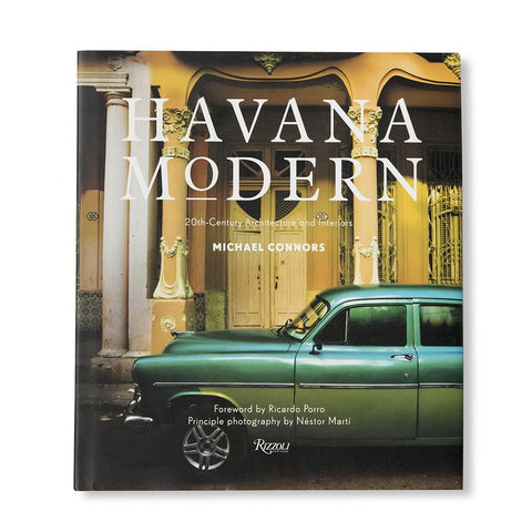 Havana Modern Coffee Table Book