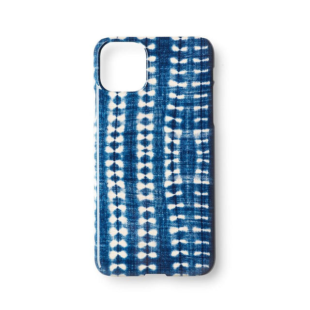 Dark Vines Indigo - iPhone 11 Pro Max Case